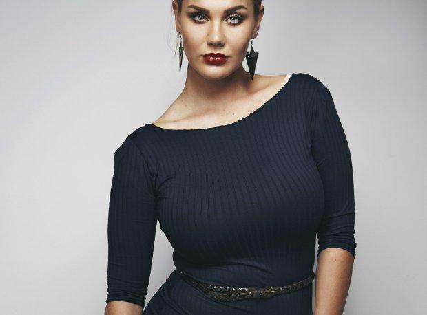 Sexy w rozmiarze XL - stylizacje na Walentynki i nie tylko