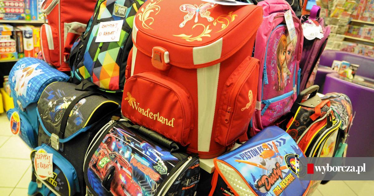 7b99cbd778e5b Wyprawka szkolna. Jak wybrać plecak dla dziecka  Radzi ekspert