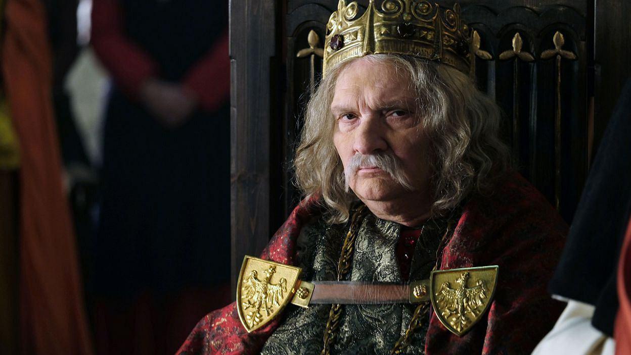 'Korona królów' - serial TVP