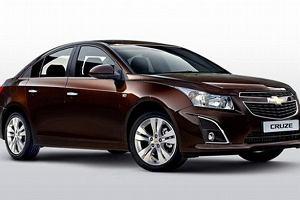 Chevrolet Cruze przeszed� facelifting