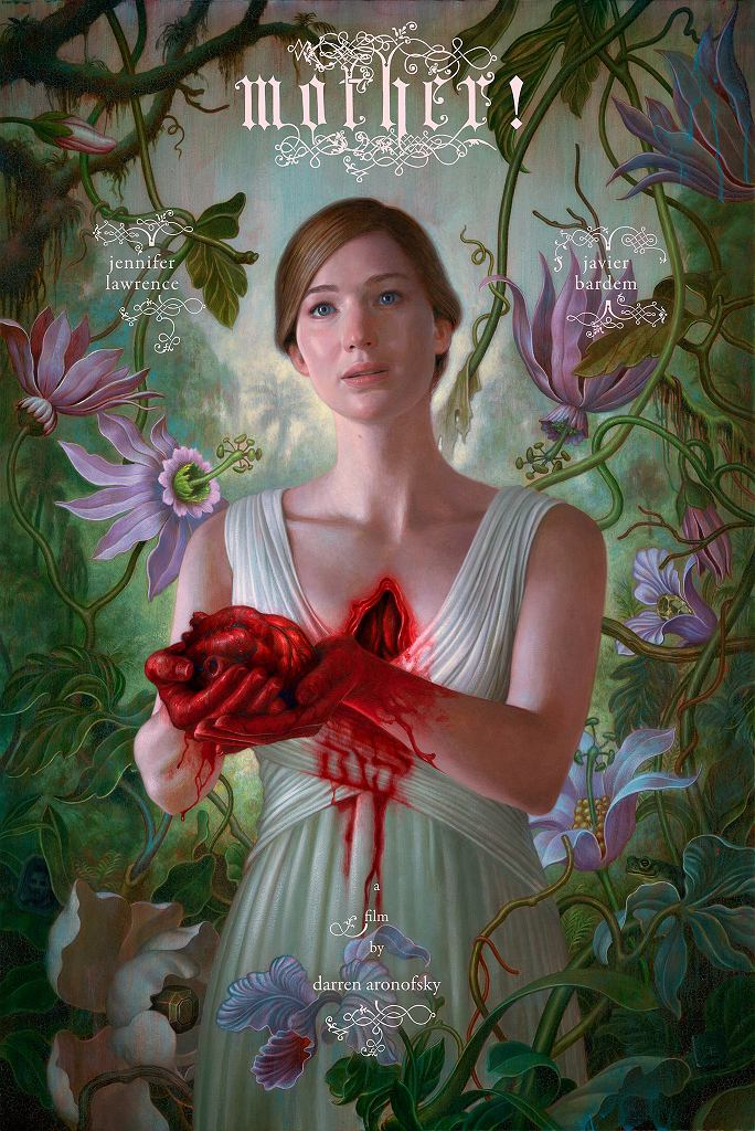 Plakat filmu 'Mother!' / Materiały promocyjne