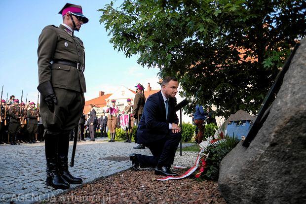 Zdjęcie numer 4 w galerii - Andrzej Duda myślał w Leżajsku o Polexicie? Szczerski: czerpał z ust ojców założycieli UE