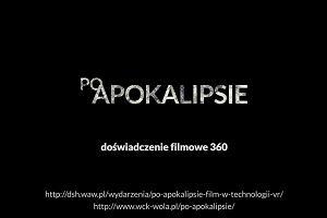 """Zwiastun filmu """"Po apokalipsie"""""""