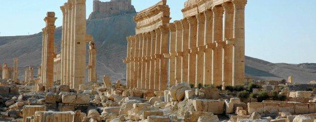 Zagłada starożytnej Palmyry