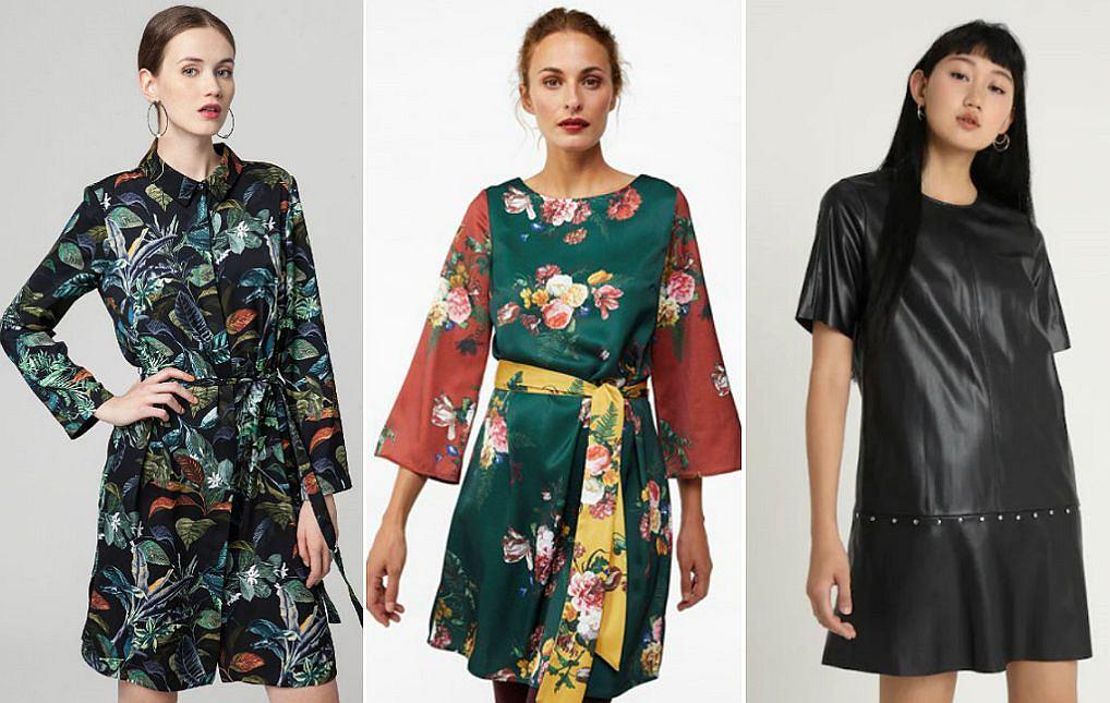 ec90dbc130 Sukienki na jesień 2018  co jest modne w tym sezonie  PRZEGLĄD SIECIÓWEK