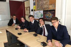 Licealiści z Batorego najlepsi w Europie. Wygrali międzynarodową olimpiadę historyczną