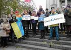Poznań: manifestowali poparcie dla Ukrainy, staną przed sądem