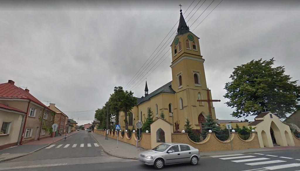 Parafia św. Katarzyny Aleksandryjskiej w Miedźnie