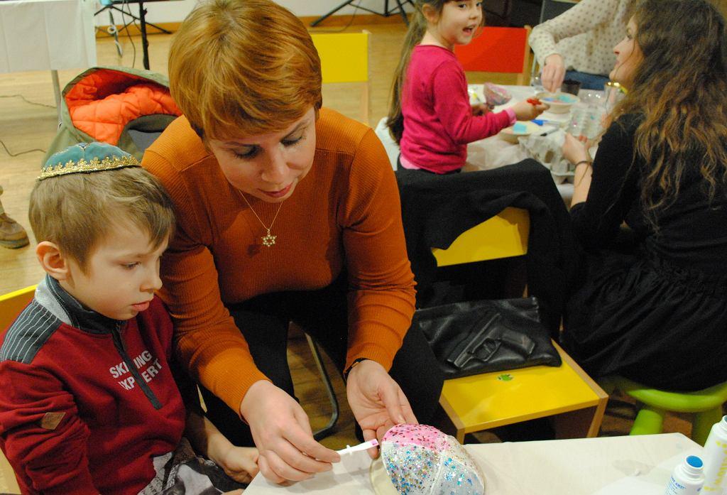 Członkowie JCC przekonują, że przedszkole ma być jednym z działań, które zbudują żydowską przyszłość w Krakowie (fot. Marcel Wandas)