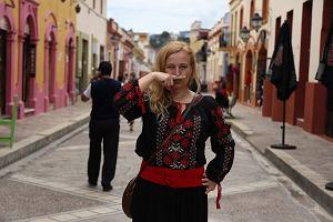 Polka, która mieszka w Meksyku: Powiedzenie, że jest się Polakiem, otwiera wiele meksykańskich serc