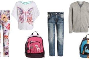 W co ubrać dziecko do szkoły - zobacz nasze propozycje