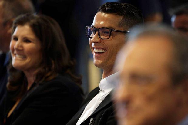 Cristiano Ronaldo może mieć kłopoty. Przez... okulary