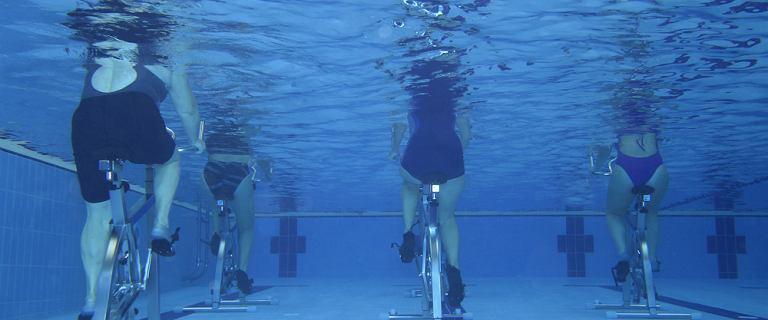 Aquacycling. Odchudzanie w wodzie
