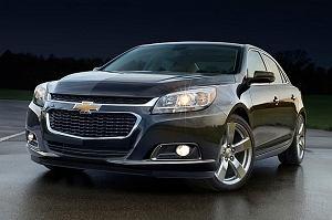 Jesienią w USA - nowy Chevrolet Malibu