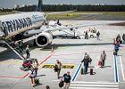Zrzutka na Ryanaira w Bydgoszczy, Toru� da 3 mln z�