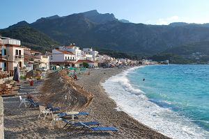 Wyspy greckie. P�nocne i wschodnie Wyspy Egejskie