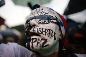Kolejna fala protestów w Wenezueli. Maduro chce nowej konstytucji, która ma uzdrowić gospodarkę