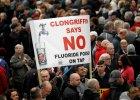 Irlandia: wielotysi�czne protesty, uwi�ziono monter�w licznik�w. Pow�d? W�adze chc� op�at za wod�
