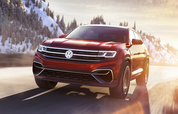 Volkswagen Atlas Cross Concept