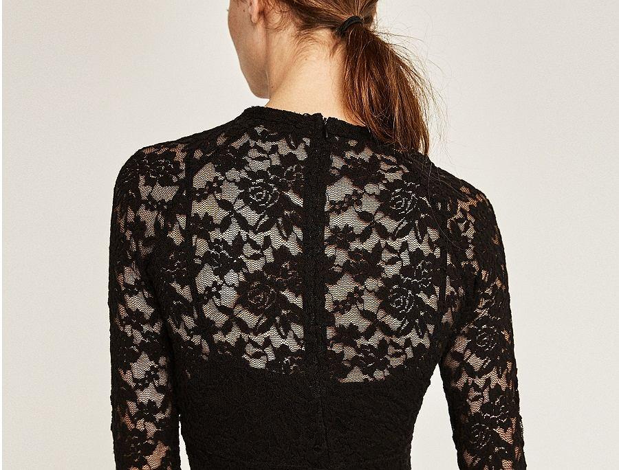 28561f7705 Czarna Sukienka Na Studniówkę Jakie Dodatki Do Niej Dobrać