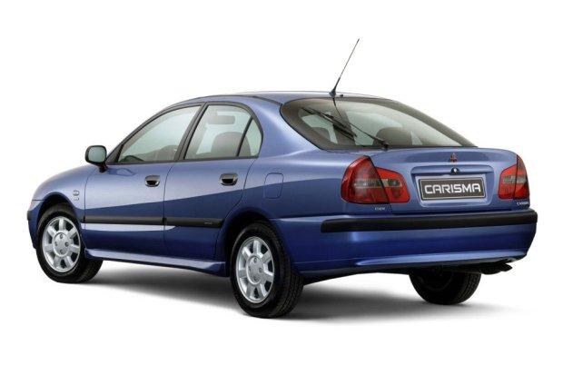 Mitsubishi Carisma 5D