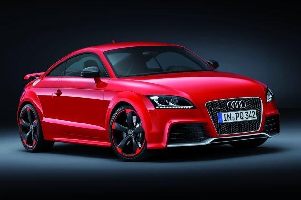 Audi TT RS Plus Coupe (fot. Audi)