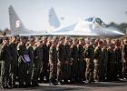 Holenderskie my�liwce F-16 odlecia�y. Czekamy na pilot�w z Belgii