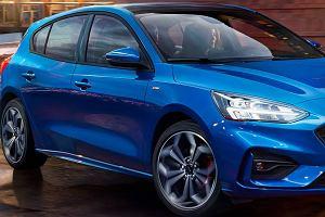 Nowy Ford Focus - bestseller po raz czwarty