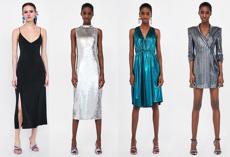 90a1e00b83 Zara sukienki - kolekcja
