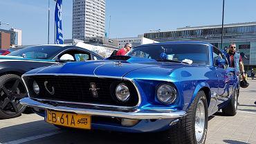 10. Ogólnopolski Zlot Fordów Mustangów