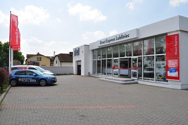 Volkswagen Direct Express