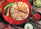 Quesadillas sma�one z serem