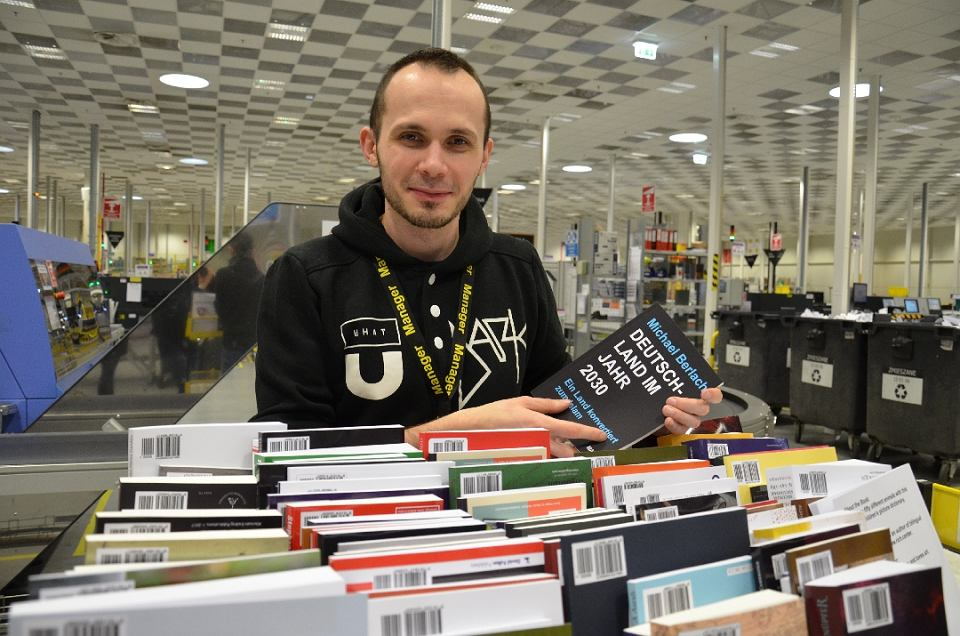 Zbigniew Stankiewicz, Area Manager w Amazon