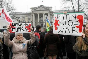 """Solidarno��"" organizuje demonstracj� pod ambasad� Rosji"