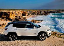 Jeep Compass zdobywa 5 gwiazdek w teście Euro NCAP