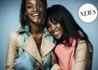 Naomi Campbell i Jourdan Dunn RAZEM dla Burberry! Jak wypad�y?