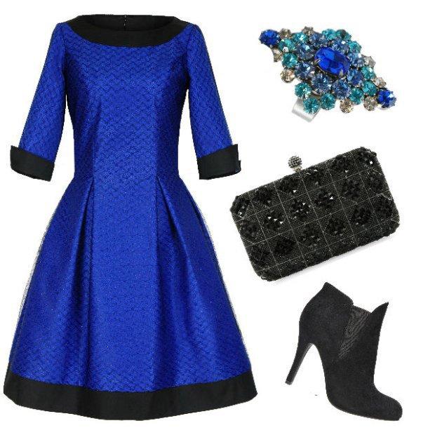 3e6b4bb17d Rozkloszowane sukienki  5 modnych stylizacji nie tylko na święta