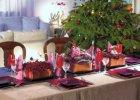 Polak�w pomys�y na dekoracje sto�u �wi�tecznego [RAPORT]