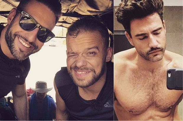 """Piotr Czaykowski jest partnerem Michała Piróga w nowym sezonie """"Azja Express"""". Prywatnie jest jego przyjacielem, a z zawodu modelem, nic więc dziwnego, że na jego Instagramie możemy znaleźć dużo gorących zdjęć."""