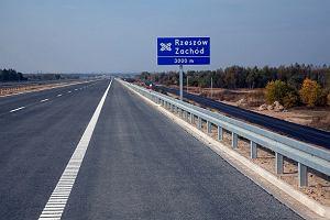 Autostrada A4 z D�bicy do Rzeszowa