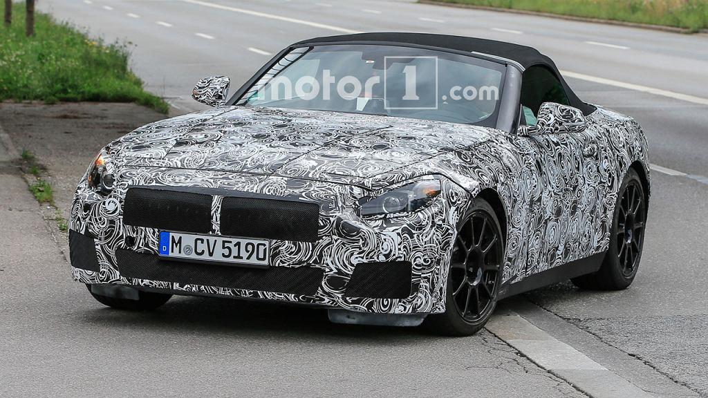 Prototyp BMW Z5