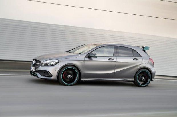 Mercedes klasy A 2015