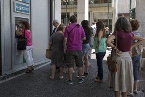 Od �rody greckie banki b�d� otwarte, ale tylko dla emeryt�w