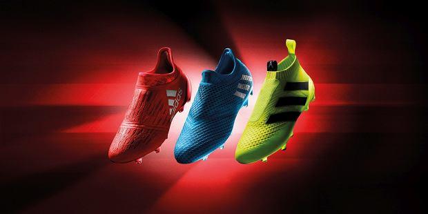 Speed of Light: adidas przedstawia nową kolekcję korków na sezon 2016/17