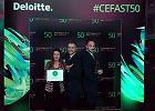 """Yieldbird wśród najwyżej ocenianych spółek w tegorocznym rankingu Deloitte """"Technology Fast50 Central Europe"""""""