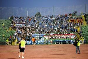 Polski Związek Piłki Nożnej napisał do UEFA w sprawie zamknięcia stadionu Lecha