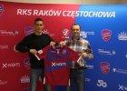 Grzegorz Rogala podpisał kontrakt z Rakowem Częstochowa