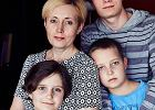 Ludmiła z Ukrainy po półtora roku dostała zezwolenie na pobyt w Polsce. Ale jej syn już nie