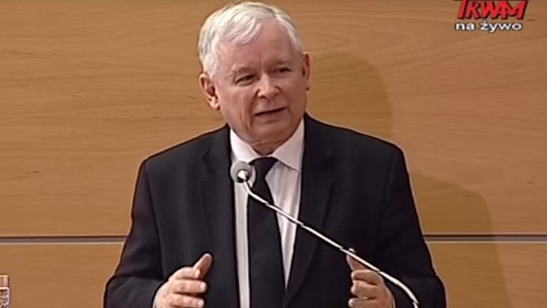 Wykład Jarosława Kaczyńskiego