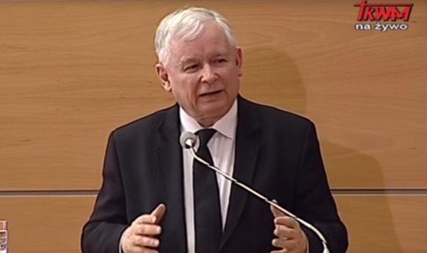 Wyk�ad Jaros�awa Kaczy�skiego